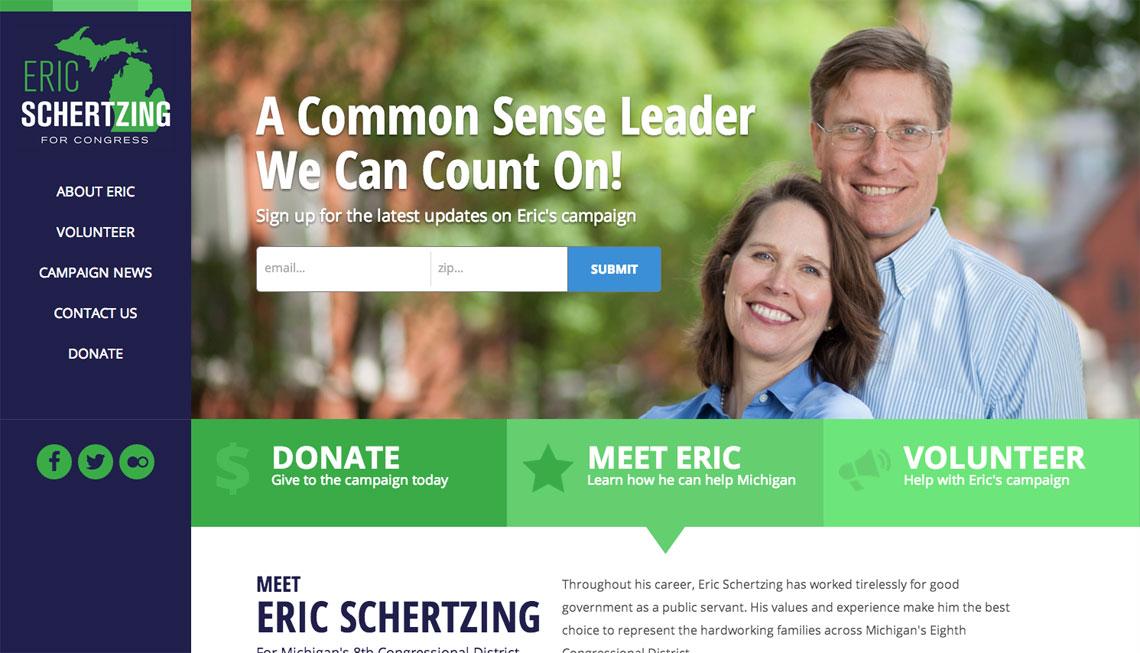 Eric Schertzing for Congress