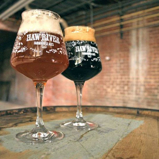 Haw River Ales