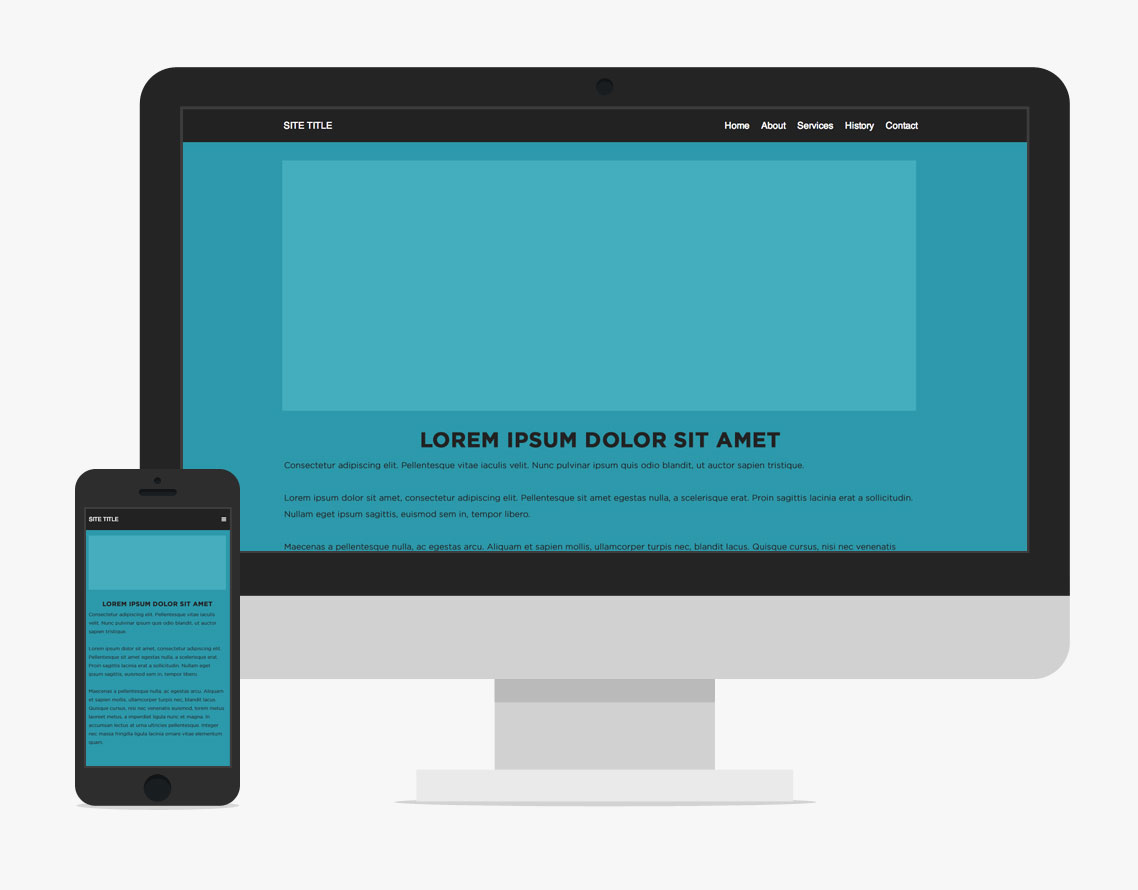 A Simple Pattern for Responsive Website Navigation - New Media Campaigns