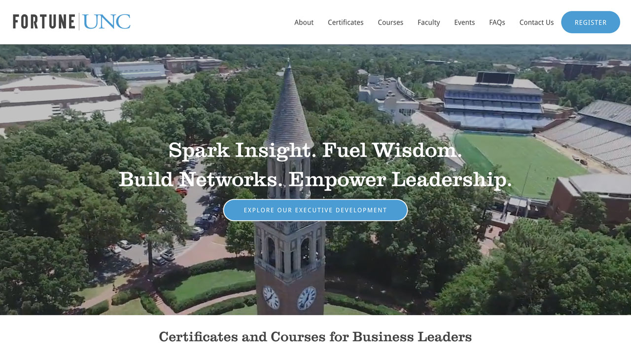 Fortune | UNC homepage