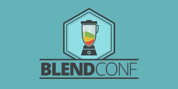 Blend Conference 2013