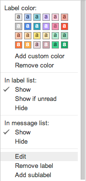 Gmail customization tips to help your organization and ...