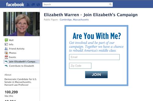 Warren FB Tab