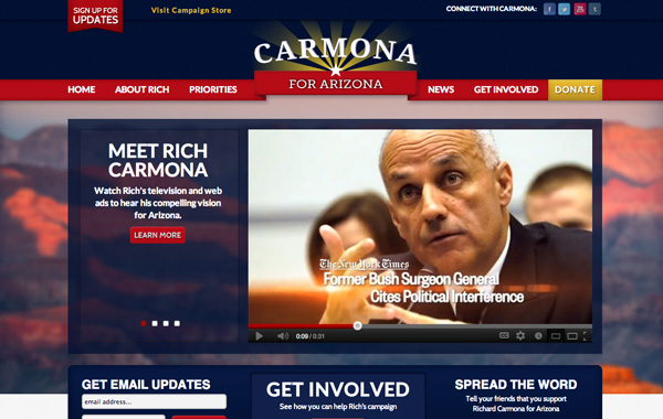 Carmona for Arizona