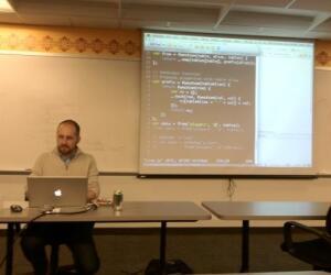 Kris Jordan talking JavaScript and PHP