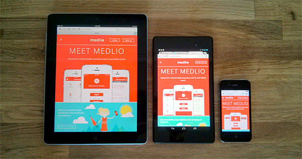 medlio on devices