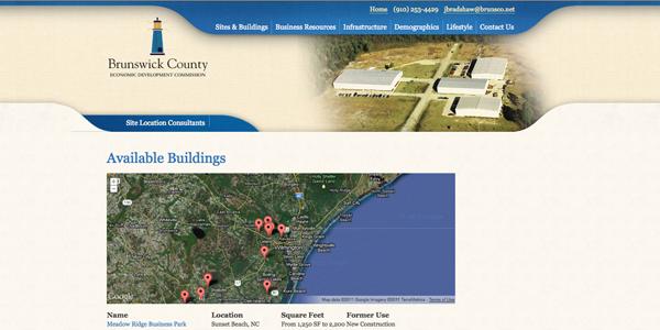Brunswick googlemap