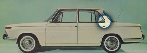 the hofmeister kink a lasting bmw design detail new media campaigns