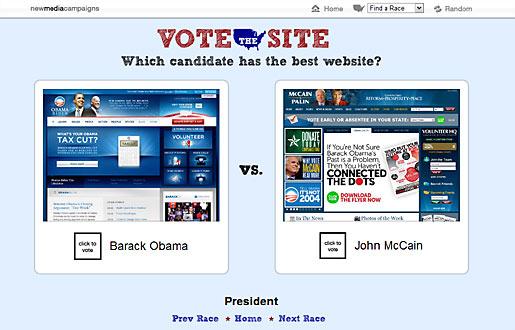 votethesite.com