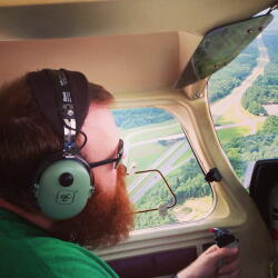 Todd Flying