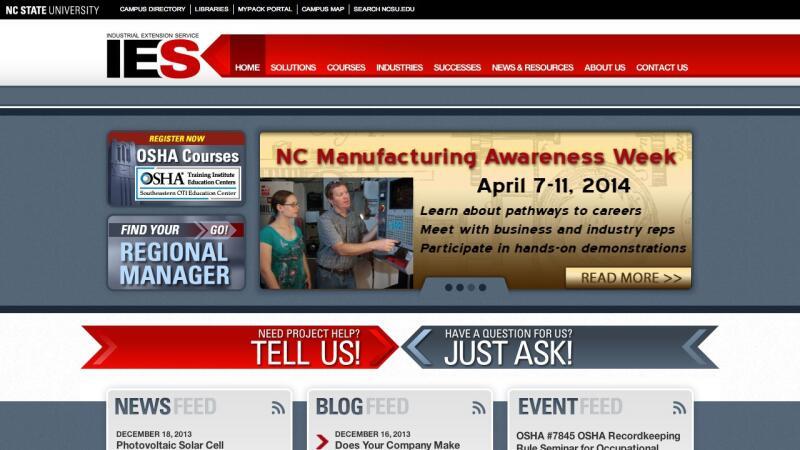 NCSU IES - New Media Campaigns