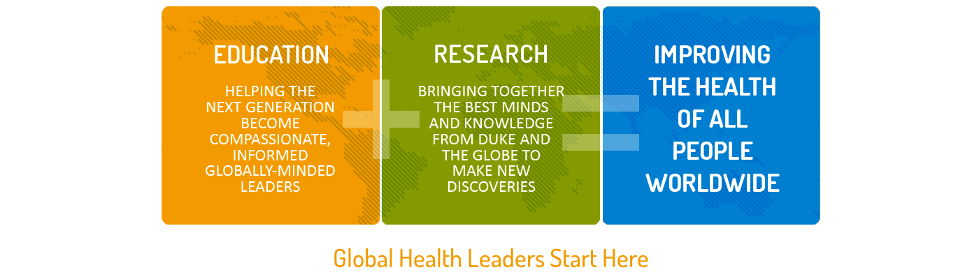 Duke Global Health Institute - New Media Campaigns