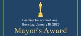 Mayor's Award