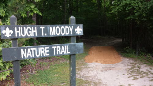 Hugh T. Moody Trail