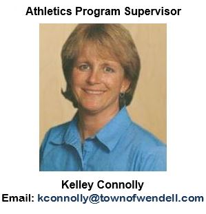 Kelley Connolly, Athletics Program Supervisor