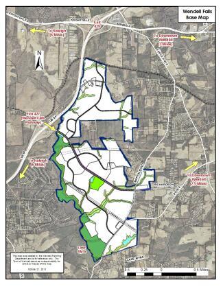 Wendell Falls Basemap