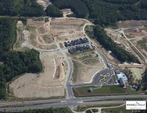 Amenity Site and Model Home Park Feb 2015