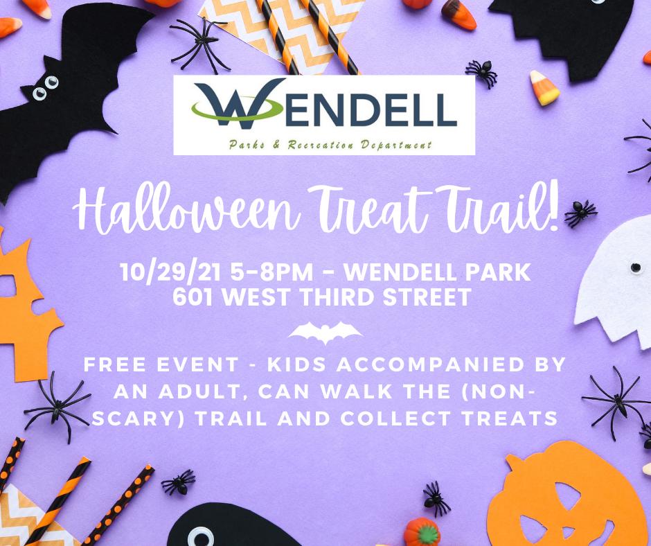 Halloween Treat Trail
