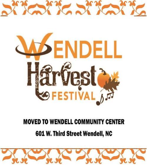 Move Harvest Festival to Community Center