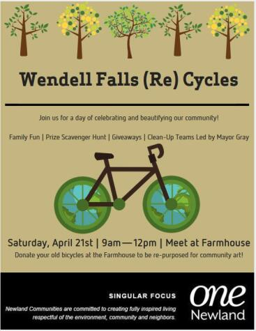 Wendell Falls (Re) Cycles 2018