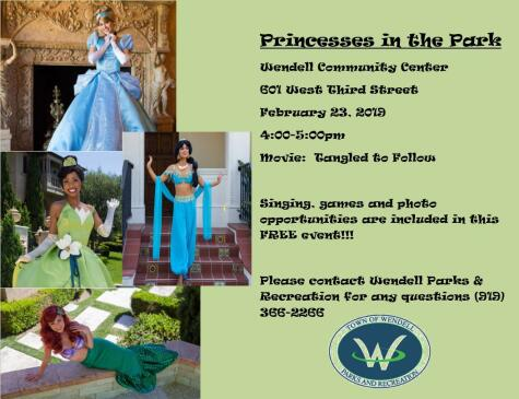Princesses in the Park 2019