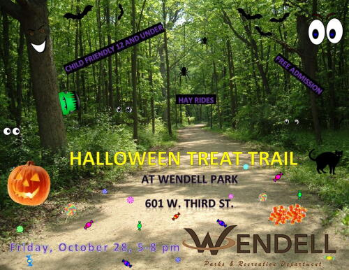 2016 Treat Trail Flyer