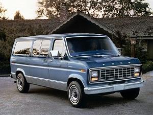 1980 Club Wagon Van