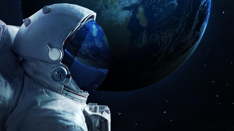 Astronauts and Entrepreneurs: Birds of a Feather - Hutchison