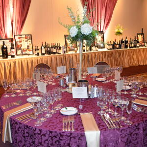 2012 Table and Centerpiece