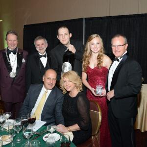 Photo 5 Rudy  amp  Deborah Scialdo  Johannes Neckermann  Dominic Frank  Bill Bergen  Abby Owens  and Kevin Crosley