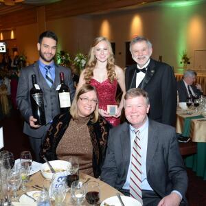 Photo 6 Rick  Sue Ketcham Robert Fiorentino Abby Owens and Dominic Frank