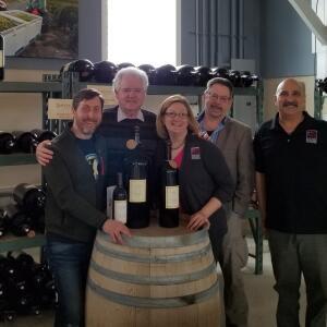 Wine Procurement Trip