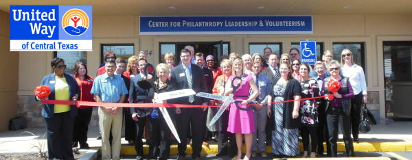 United Way of Central Texas Ribbon Cutting