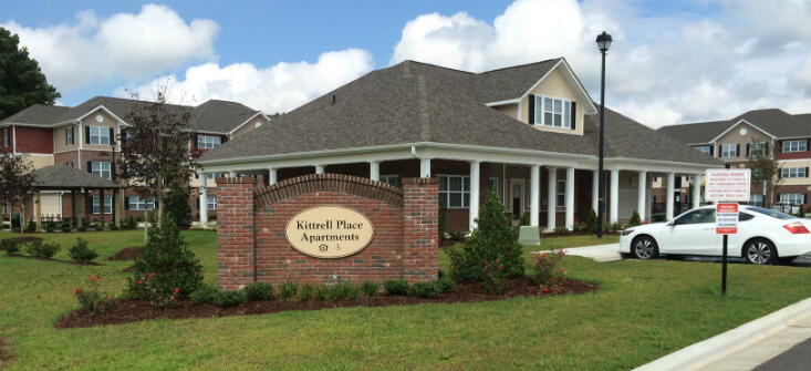 kittrell place apartments  united property management