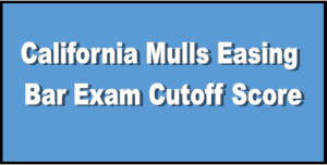 CA Bar Exam