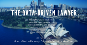 data driven lawyer