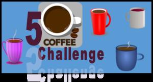 5 coffee challenge