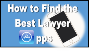 best lawyer apps