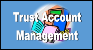 trust account cle