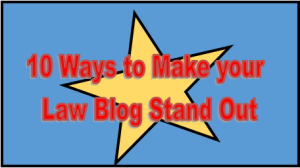law blog tips