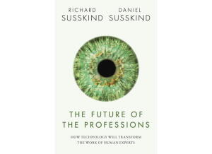 future of the professions book cover
