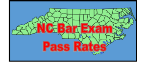 bar exam pass rates