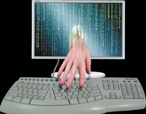 Computer frauster