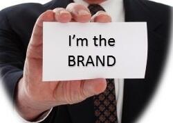 I'm the brand