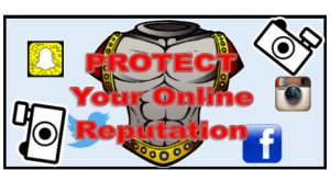 protect online reputation