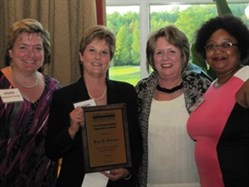 Distinguished Paralegal NCBA Award