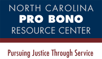 NC Pro Bono Resource Center Logo