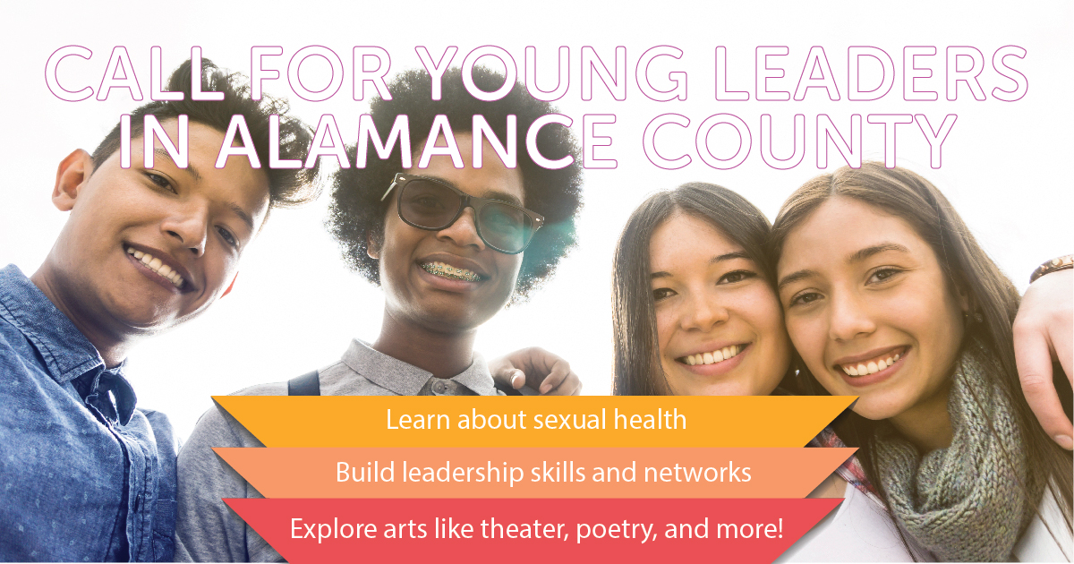 Call for young leaders in Alamance County