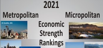 2021 Policom Economic Strength Rankings