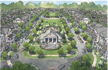 Golf Villas proposed at Little River